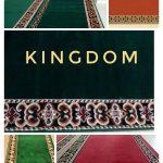 Harga Karpet Masjid Merk Kingdom