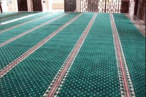 Jual Karpet Hijau Masjid