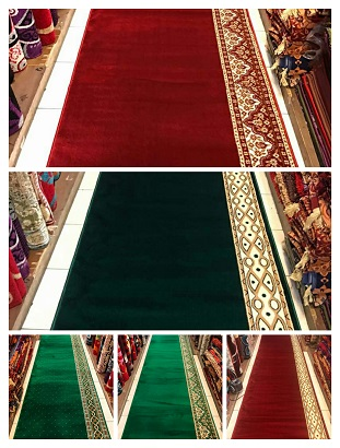 Jual   Carpet   Musholla  Sragen