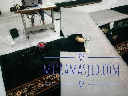 Harga Karpet Sajadah Masjid