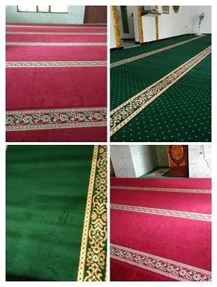 Karpet Mushola Murah