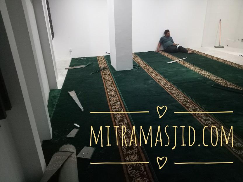 Harga Karpet Mushola